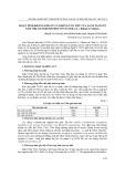 Hoạt tính kháng khuẩn và kháng ung thư của loài tầm gửi năm nhị (dendrophthoe pentandra (l.) blume in chult.f.)