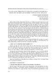 Ve giáp (acari: oribatida) ở Vườn Quốc gia Bến En (thanh hoá), Phong Nha - Kẻ Bàng (Quảng Bình) và một số vùng liên quan
