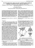 Bài toán động học, động lực học và phương pháp thiết kế hình học cho robot delta kiểu ba khớp quay