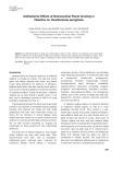 Antibacterial effects of nutraceutical plants growing in palestine on Pseudomonas aeruginosa