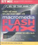 Macromedia Flash MX - Thiết kế Web và làm hoạt hình nhanh, hiệu quả: Phần 2