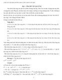 Chuyên đề bồi dưỡng học sinh giỏi môn Toán lớp 6 phần số học