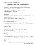 20 chuyên đề bồi dưỡng học sinh giỏi Toán 8 - Trường THCS Tiến Thắng