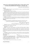 Khảo sát nguyên nhân khò khè ở trẻ từ 2 tháng đến 15 tuổi tại khoa hô hấp Bệnh viện Nhi Đồng 2, năm 2007-2008