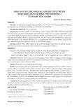 Khảo sát nguyên nhân suy hô hấp cấp ở trẻ em nhập khoa cấp cứu Bệnh viện Nhi Đồng 1 từ 01/9/2007 đến 31/3/2008