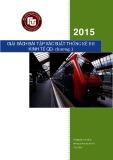 Giải sách bài tập xác suất thống kê ĐH kinh tế QD - chương 1