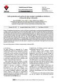 Callus production and analysis of some secondary metabolites in Globularia trichosantha subsp. trichosantha
