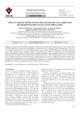 Effects of exogenous salicylic acid and sodium nitroprusside on α-tocopherol and phytochelatin biosynthesis in zinc-stressed safflower plants