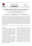 Bioaccumulation and oxidative stress impact of Pb, Ni, Cu, and Cr heavy metals in two bryophyte species, Pleurochaete squarrosa and Timmiella barbuloides
