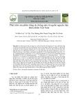 Phát triển sản phẩm trắng da chống nám từ nguồn nguyên liệu thiên nhiên Việt Nam