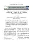 Pháp luật một số khu vực, quốc gia trên thế giới về hợp tác quốc tế trong Tố tụng hình sự và bài học kinh nghiệm cho Việt Nam