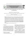 Nghiên cứu lý thuyết đường phản ứng của gốc Methyl với Ethylamine