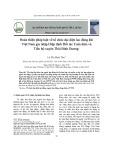Hoàn thiện pháp luật về tổ chức đại diện lao động khi Việt Nam gia nhập Hiệp định Đối tác Toàn diện và Tiến bộ xuyên Thái Bình Dương