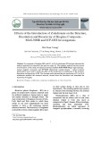 Effects of the introduction of zoledronate on the structure, dissolution and bioactivity of bioglass composite - MAS-NMR and ICP-OES investigations