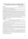 Tổn thương tiền ung thư và ung thư miệng ở miền nam Việt Nam: Khảo sát dịch tễ và các yếu tố nguy cơ