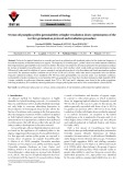 Styrian oil pumpkin pollen germinability at higher irradiation doses: optimization of the in vitro germination protocol and irradiation procedure