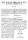 Ứng dụng phần mềm ADAMS/View để khảo sát đặc tính động lực học trong bộ truyền bánh răng hành tinh