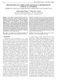 Researching on fabrication and optical properties of a single au nanohole