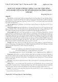 Khảo sát hành vi phòng chống lao cho cộng đồng của cán bộ y tế và các yếu tố liên quan tại tỉnh Cà Mau năm 2007