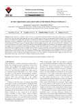 In vitro regeneration and conservation of the lentisk (Pistacia lentiscus L.)