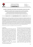 The effects of midazolam and etomidate on the antioxidant system in the rat liver