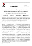 Evaluation of the genotoxic or mutagenic effects of thermal stress on cultured human lymphocytes