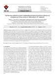 Soil bacteria conferred a positive relationship and improved salt stress tolerance in transgenic pea (Pisum sativum L.) harboring Na+/H+ antiporter