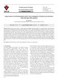 Improvement of seed germination and in vitro propagation of Bupleurum latissimum Nakai through embryogenesis