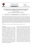 Relationships between some endogenous signal compounds and the antioxidant system in response to chilling stress in maize (Zea mays L.) seedlings