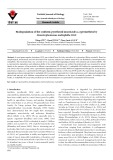 Biodegradation of the synthetic pyrethroid insecticide α-cypermethrin by Stenotrophomonas maltophilia OG2
