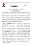Progesterone receptor modulators in breast cancer
