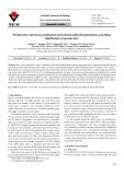 Prokaryotic expression, purification, polyclonal antibody preparation, and tissue distribution of porcine Six1