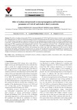Effect of sodium nitroprusside on micropropagation and biochemical parameters of CAB-6P and Gisela 6 cherry rootstocks