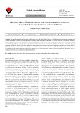Phytotoxic effects of herbicide Attribut and surfactant BioPower on the root, stem, and leaf anatomy of Triticum aestivum 'Pehlivan'