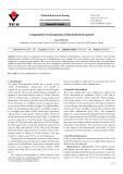 Comparative wood anatomy of Rhodothamnus species