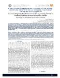 Sự chuyển đổi sinh khối lignocellulose: Từ phế thải đến nguyên liệu tiềm năng cho sản xuất ethanol sinh học thế hệ thứ hai tại Việt Nam