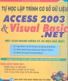 Access 2003 và Visual Basic.NET - Tự học lập trình cơ sở dữ liệu: Phần 2