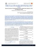 Nghiên cứu lựa chọn giải pháp chỉnh định tối ưu thông số PID từ thuật toán PSO dùng cho các hệ thống công nghiệp