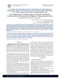 Các nhân tố ảnh hưởng đến sự chấp nhận sử dụng dịch vụ ngân hàng điện tử của khách hàng tại ngân hàng TMCP đầu tư và phát triển Việt Nam chi nhánh Đồng Nai