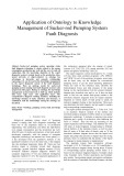 Application of ontology to knowledge management of sucker rod pumping system fault diagnosis
