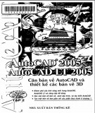 Căn bản về AutoCAD 2005 và AutoCAD LT 2005 (Tập 2): Phần 2