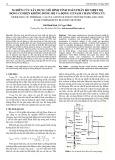 Nghiên cứu xây dựng mô hình tính toán phân bố nhiệt độ động cơ điện không đồng bộ và động cơ nam châm vĩnh cửu
