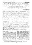 Dấu ấn tôn giáo trong kiến trúc và điêu khắc của nghệ thuật cổ điển Đông Nam Á (thế kỷ I - thế kỷ XIII)