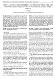 Chiến lược phát triển đô thị Đà Nẵng thời Pháp thuộc (1888-1950)