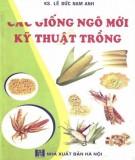 các giống ngô mới và kỹ thuật trồng: phần 1
