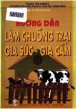 Sổ tay hướng dẫn làm chuồng trại cho gia súc - gia cầm