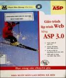 Giáo trình Lập trình web bằng ASP 3.0: Phần 2 - NXB Lao động Xã hội