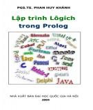 Giáo trình Lập trình logic trong prolog: Phần 1 - NXB Đại học Quốc gia