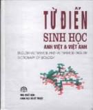 Sinh học: Từ điển Anh-Việt và Việt-Anh: Phần 1