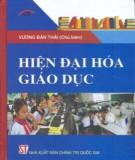 Ebook Hiện đại hóa giáo dục: Phần 2
